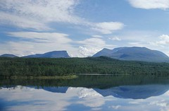 Laporten - Abisko National Park