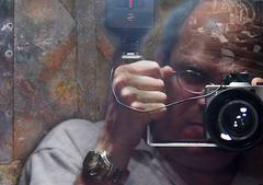Sol-self (Sol Lang) Tags: people selfportrait canada reflection male sol me smile smart photoshop self nose glasses mirror mirrorproject montral autoportrait montreal great handsome moi genius lang clever modest sollang netneutrality utatafeature heutekunst pacemacgillgallery sollangphotographs