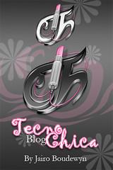 TecnoChica Blog (Techno Girl Blog) (JairoB) Tags: tecnology girl womans blog icons iconos skinning skins