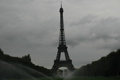 D famous Eiffel Tower