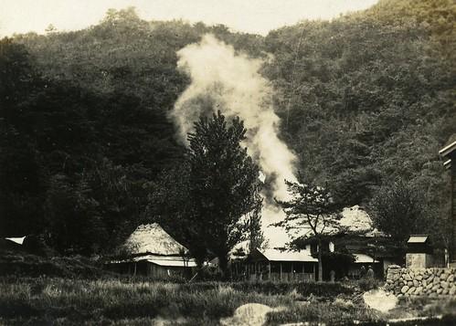 Beppu Japan Hot Springs