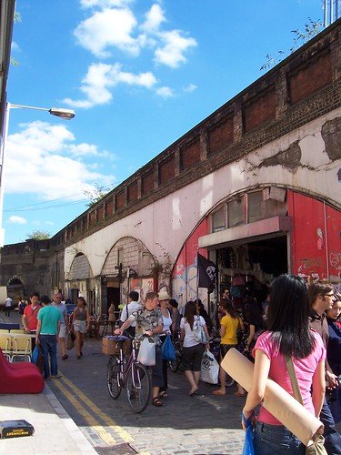 Alternative markets in London