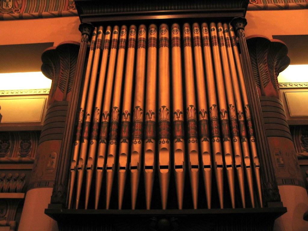 Masonic Lodge Organ