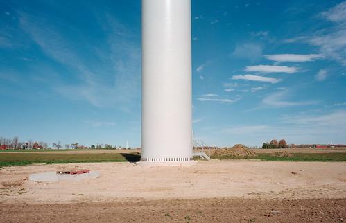 Wind Farm by John Brownlow.