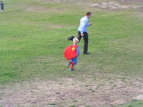 Superman and Mick