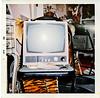 Portable Black and White TV (1968) (musicmuse_ca) Tags: family television 1025fav 510fav wow tv 2550fav 1968 myroom idontgetwhysomanyfolkslikethisbutthenwhatdoiknow