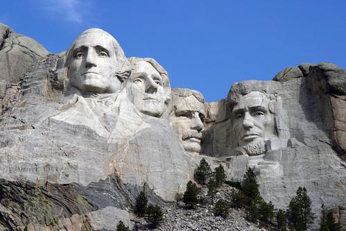 Mount Rushmore Monument South Dakota