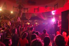 john peel tribute night @ mono - arab strap (biotron) Tags: glasgow johnpeeltribute johnpeel tribute chemikalunderground rockaction rock music alternative live indie scotland red pink glow
