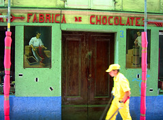 Fabrica de Chocolates (patrick wilken) Tags: blue espaa green topf25 yellow topv111 taggedout 1025fav wow catchycolors interestingness spain topv555 topv333 corua saveme deleteme10 chocolate willywonka topc50 topc75 topv999 interestingness1 galicia galiza mostfavorited topv777 coruna ecvp lacorua ecvp2005