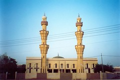 Khoulafa Al Rashedeen Mosque-Khartoum (Vít Hassan) Tags: mosque sudan islam architecture khartoum minaret