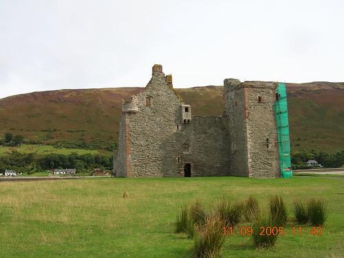 Torrisdale Castle