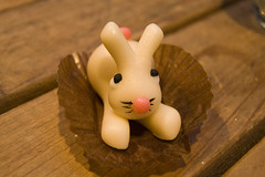 marzifront (hwayoungjung) Tags: rabbit bunny hare sweet marzipan omnomnom ddtest