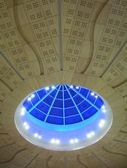 OVNI / UFO (annais) Tags: chile blue light topf25 mall shopping conce concepcion ufo centrocomercial ovni mst talcahuano thno  regiondelbiobio mallplazadeltrebol