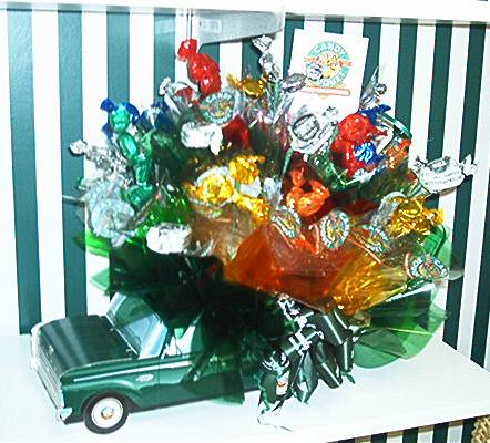 Pick-Up Candy Bouquet