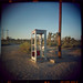 mojave phone booth. cima, ca. 2000.