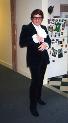 Austin Powers (grebo guru) Tags: halloween costume fancydress austinpowers ohbehave greboguru findleastinteresting