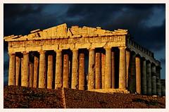 The Ideal of Beauty (lapidim) Tags: classic monument architecture topf50 columns topv444 icon athens topv222 unesco parthenon greece grecia atenas worldheritage acrpolis ph341