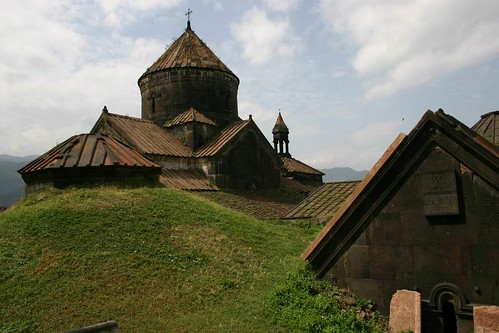 Raphael Bick Travel Photography님이 촬영한 Armenian monastery and university at Haghpat.