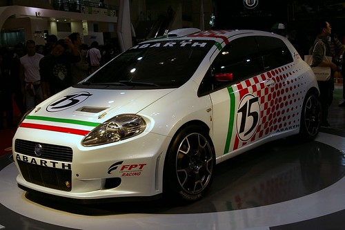 Styling: Rally Body Kit Punto S2000 - The FIAT Forum