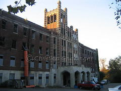Waverly Hills Sanitorium, in Louisville, KY (joschmoblo) Tags: copyright building historic haunted creepy spooky allrightsreserved hauntedhouse 2007 waverlyhills morethanderby waverlyhillssanitorium hauntedplace joschmoblo christinagnadinger