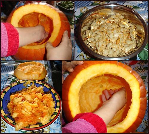 Pumpkin-mosaic