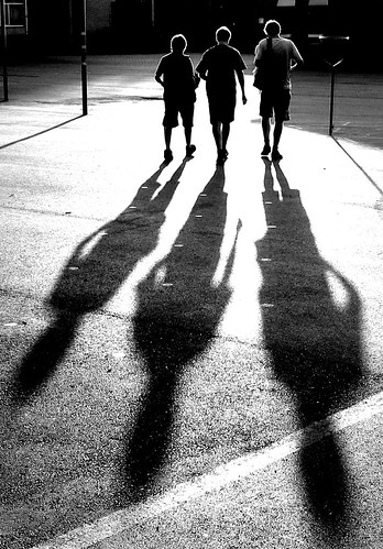 Shadows by Guillaume!