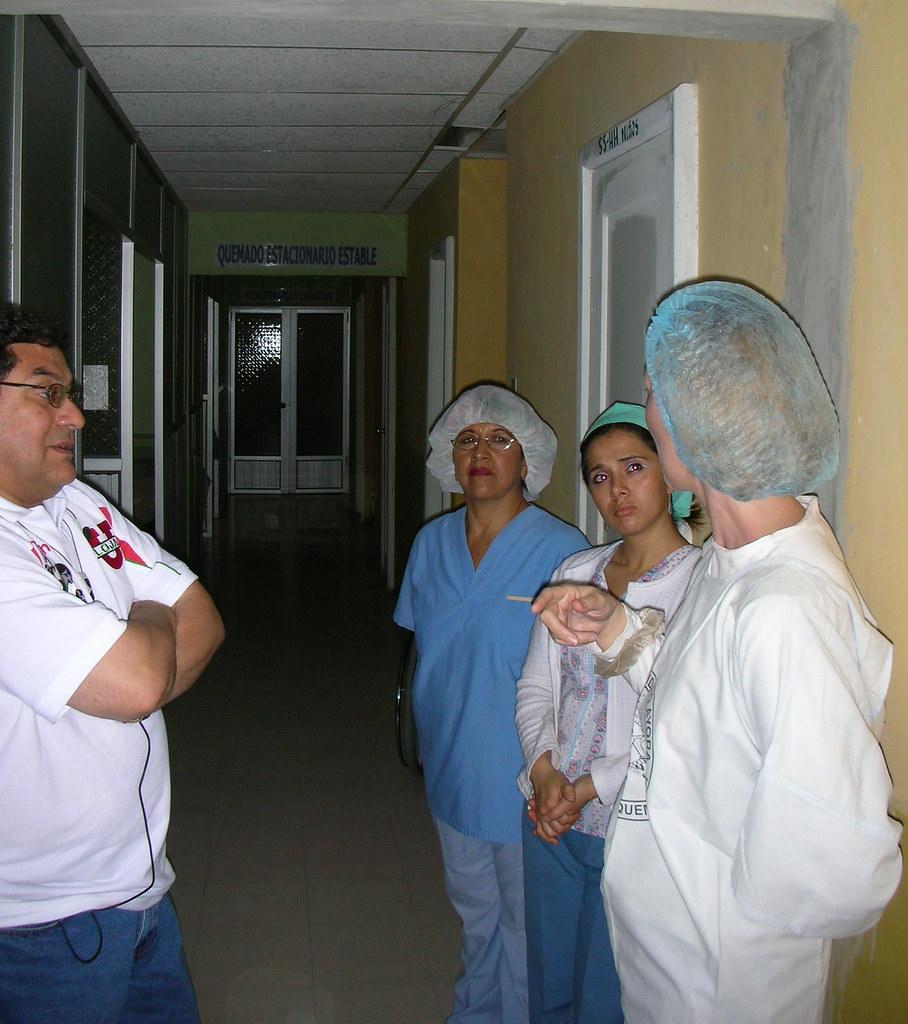 Nelson, Cora, Nurses