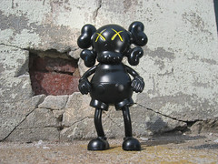 KAWS Companion 1999 (Drew from the Slope) Tags: toys dolls kidrobot actionfigures kaws urbanvinyl