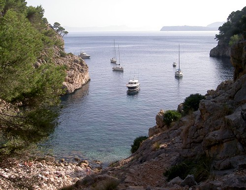 Cala en Gossalba, Formentor