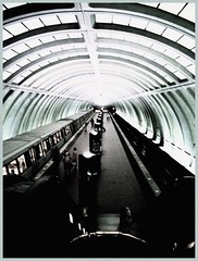 In the metro now (katmeresin) Tags: dc metro creativecommons 100views dcist 200views mereand usedondcist katmere