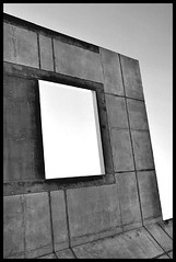 Const1 (Jeff T. Alu) Tags: black white photoshop digital construction surreal moody lonely dark outdoors bleak blackandwhite deserted illusion zen medetation medetate power impact graphic doom bright earthy dirt gritty intense visionary heat passion 4x4 remote california desolate dreamy nightmare euphoric