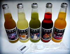 2005 Jones Soda Holiday Pack - by The Rocketeer