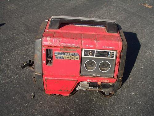 one red generator