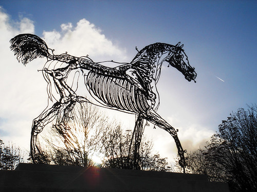 'Horse power' by Zadok Ben-David (2003)