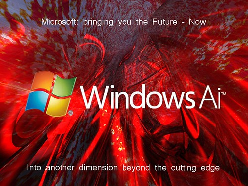 windows Ai  -  another dimension
