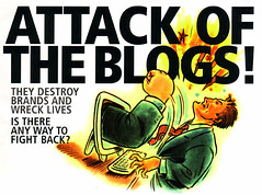 Attack of the Blogs