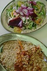 Delicious Somali lunch (CharlesFred) Tags: africa democracy peace african birth somali birthplace stable somalia somaliland borama hornofafrica eastafrica stability mycountry easternafrica placeofmybirth parliamentarydemocracy somalilandprotectorate forgottencountry oasisofpeace somaaliya africasbestkeptsecret landofpunt landofsomalis fellowsomalis peacefullandofpeace