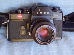Leica R3 with Summicron f2 50mm lens (jiulong) Tags: leica r3 summicron 50mm