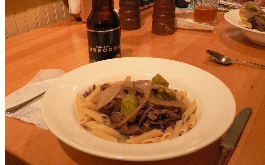 Crockpot Italian Beef