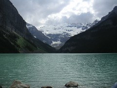 Lake Louise (Platform 3) Tags: canada alberta lakelouise valleyofthetenpeaks morainelake hiking