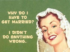 Anti-Marriage (Tanya in BNE) Tags: women funny married wrong jokes laugh didnt cartoons feminist anything liberated