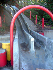 slide! (dogwelder) Tags: 2005 sanfrancisco park november concrete slide guesswheresf guessed zurbulon6 seward sewardst zip94114 zurbulon gatturphy