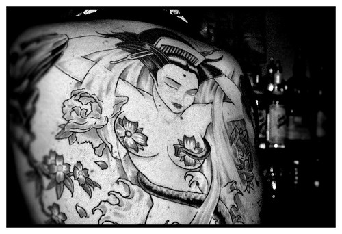 Untitled · memoirs of a geisha tattoo