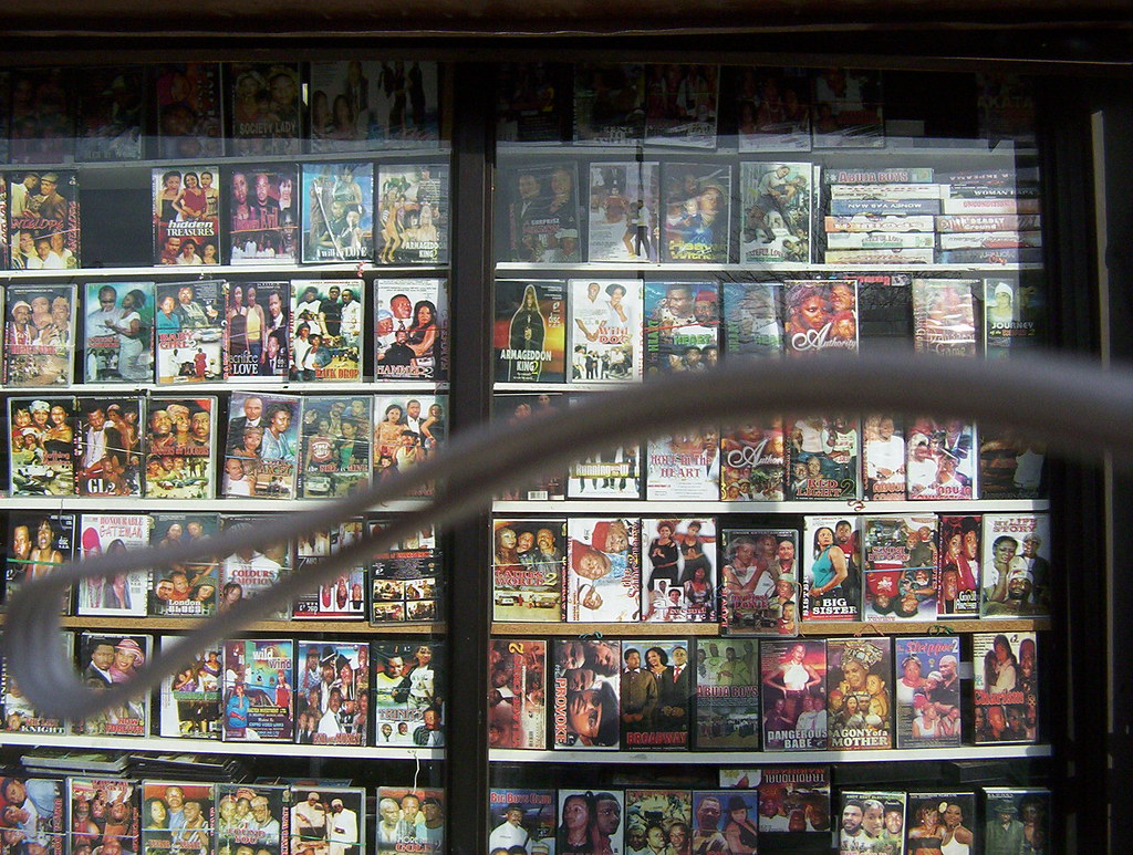 Nigerian Video Rental