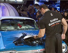 WWE Smackdown Friday November 18th, 2005 Dave Batista's tribute to Eddie Guerrero photo #2 (rollenran) Tags: eddieguerrero eddie guerrero raw friday smackdown rawiswar wwe wwf wcw ecw fridaynightsmackdown fridaynovember18th2005 november18th2005 2005 davebatista batista