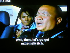OK (MFinChina) Tags: tv subtitles framecatch television badsubtitles movie pirate bootleg tomyumgoong