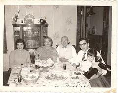 Jean, Lucrezia, Luigi, Oseo and Betty Balestracci