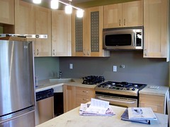 Almost done in here (scottboms) Tags: ikea home kitchen landscape concrete renovations adel adelbirch
