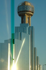 Reunion Tower (Citizen Rob) Tags: dallas texas