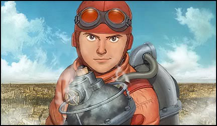 Steamboy anime vapor